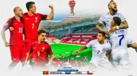 Prediksi Portugal vs Cili